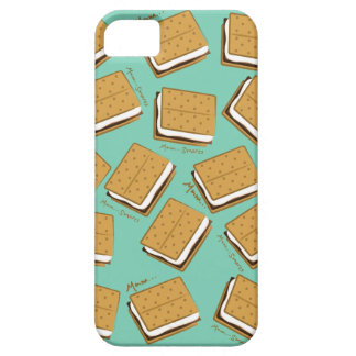 Mer S'mores iPhone 5 Hud