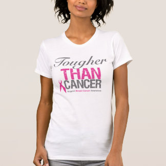 Mer tuff än cancer t-shirts