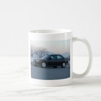 Mercedes-Benz 190 E 2.3-16 Kaffe Koppar
