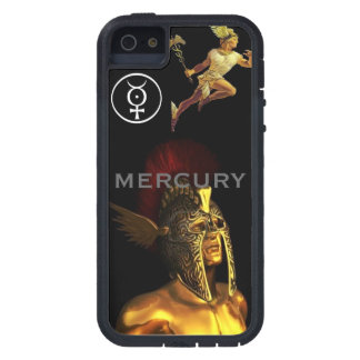 Mercury budbärare iPhone 5 Case-Mate cases