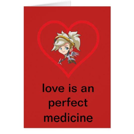mercy lovecard hälsningskort