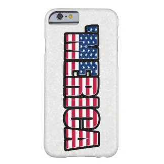 MERICA BARELY THERE iPhone 6 SKAL