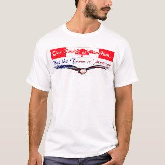 Merica softballskjorta t shirts