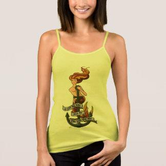 mermaid_msorange_yellowshirt t shirts