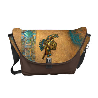Mesoamerican Messenger Bag