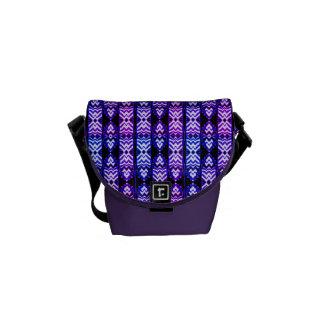 Messenger bag (Fjädrar-c)