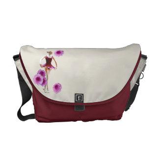 Messenger bag för BallerinaanpassadeRickshaw
