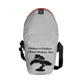 Messenger bag för Bonsaimedicinman