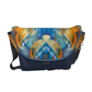 Messenger bag för galaxexplosionRickshaw