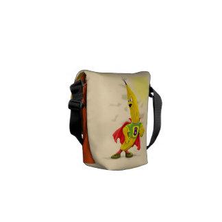 Messenger bag för M.BANANA-RickshawKORTKORT