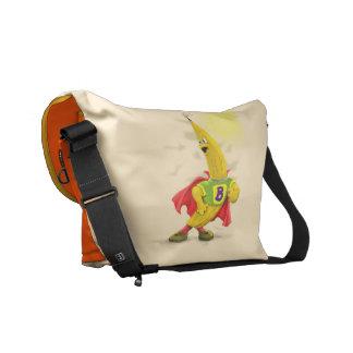 Messenger bag för M.BANANA-RickshawMEDEL