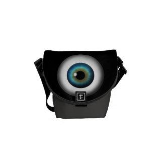 Messenger bag för Rickshaw för öga för