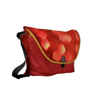 "messenger bag ""för röd glamour"" -"