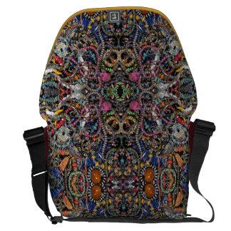 Messenger bagKaleidoscope #1 Kurir Väskor