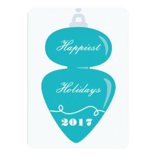 Mest lycklig helgdag 12,7 x 17,8 cm inbjudningskort