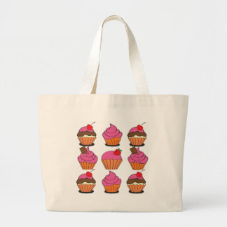 Mest sweetest muffins jumbo tygkasse