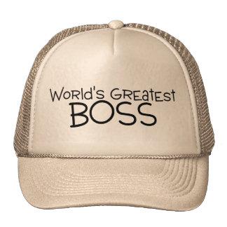 Mest underbar chef för världar keps