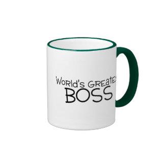 Mest underbar chef för världar kaffe mugg