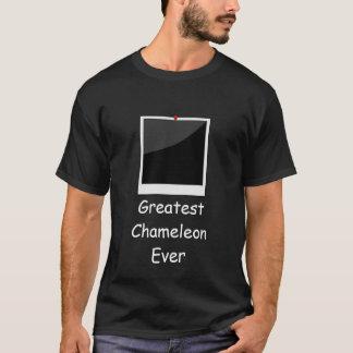 MEST UNDERBAR rolig T-tröja för kameleont någonsin Tee Shirts