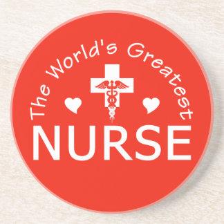 Mest underbar sjuksköterskakustfartyg underlägg