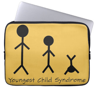 Mest ung barnsyndromlaptop sleeve
