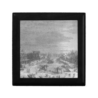 Mestre vid Canaletto Minnesask