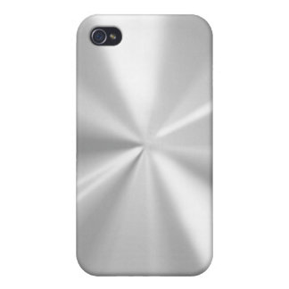 Metall - krom iPhone 4 fodral