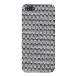 Metall: Silver Chainmaille iPhone 5 Skal