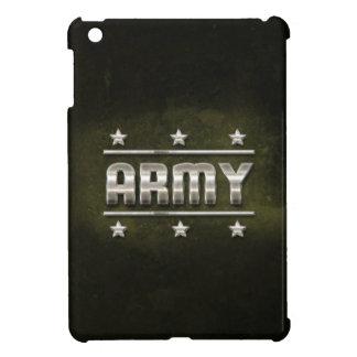 Metallarmétext iPad Mini Mobil Skal