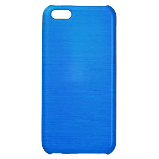 Metallisk Aqua iPhone 5C Fodral