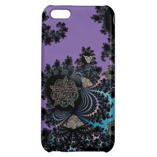 Metallisk Celtic iphone case för iPhone 5C Fodral