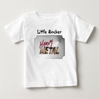 Metallisk design för heavy metal tshirts