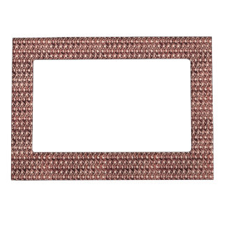 Metallisk Look för rosa guld- Armor för Chainmail Magnetram