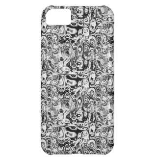 Metallisk Shimmer iPhone 5C Fodral