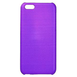 Metallisk Violet iPhone 5C Skal