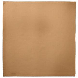 Metalliska Brons-Färgade servetter
