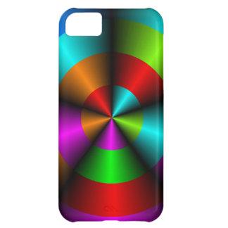 Metalliskt fodral för Look iPhone5 iPhone 5C Fodral