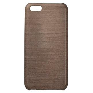 Metalliskt röka iPhone 5C mobil skydd