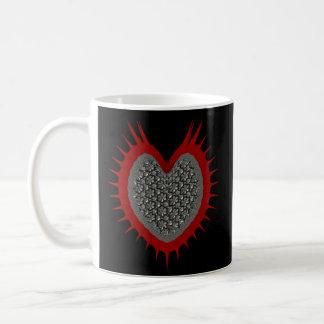 Metallkärlek Kaffemugg