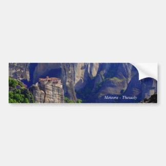 Meteora - Thessaly Bildekal