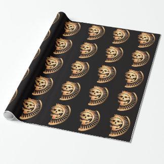 Mexicansk forntida skalle presentpapper
