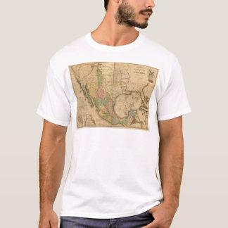 Mexicansk krigkarta tee shirts
