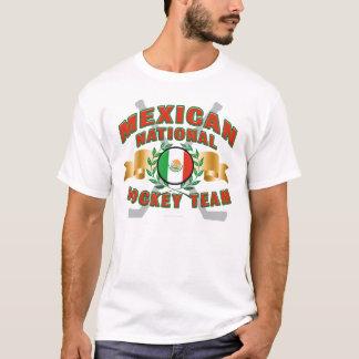 Mexicansk medborgarehockeylag t-shirt