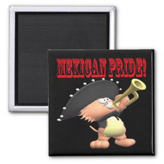 Mexicansk pride magnet