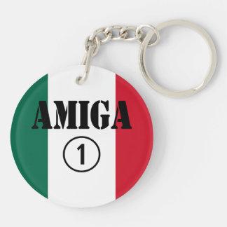 Mexicanska flickavänner: Amiga Numero Uno