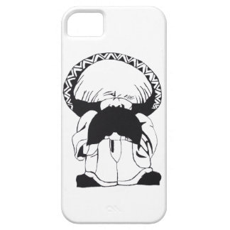Mexicanskt Dudetelefonfodral iPhone 5 Case-Mate Skydd