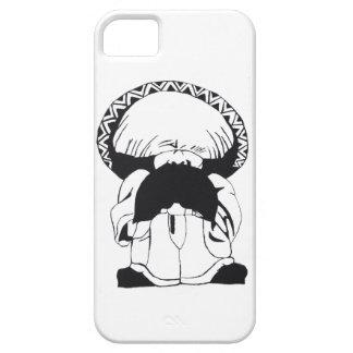 Mexicanskt Dudetelefonfodral iPhone 5 Skal