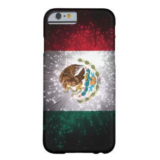 Mexicanskt flaggafyrverkeri barely there iPhone 6 skal