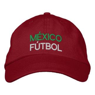 MEXICO FUTBOL BRODERAD KEPS