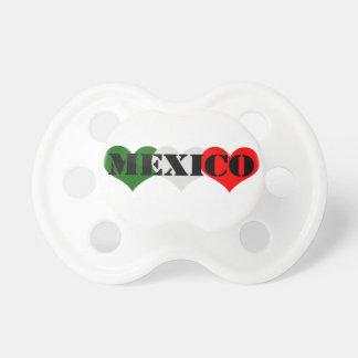 Mexico hjärta napp